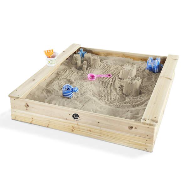 Bac sable square plum king jouet bacs sable plum sport et jeux de plein air - Bac a sable bebe ...
