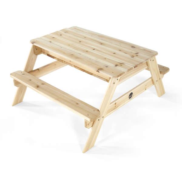 Table de jardin bac à sable de Plum