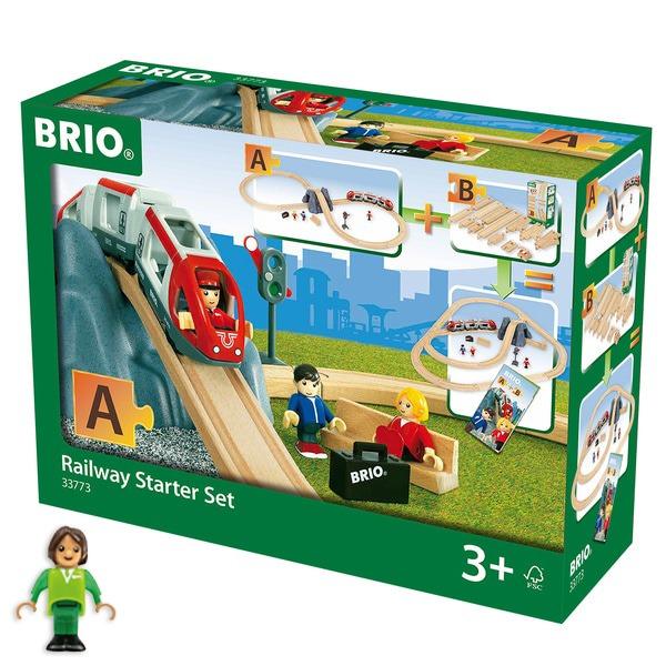 Brio 33773 - Circuit en 8 voyageurs