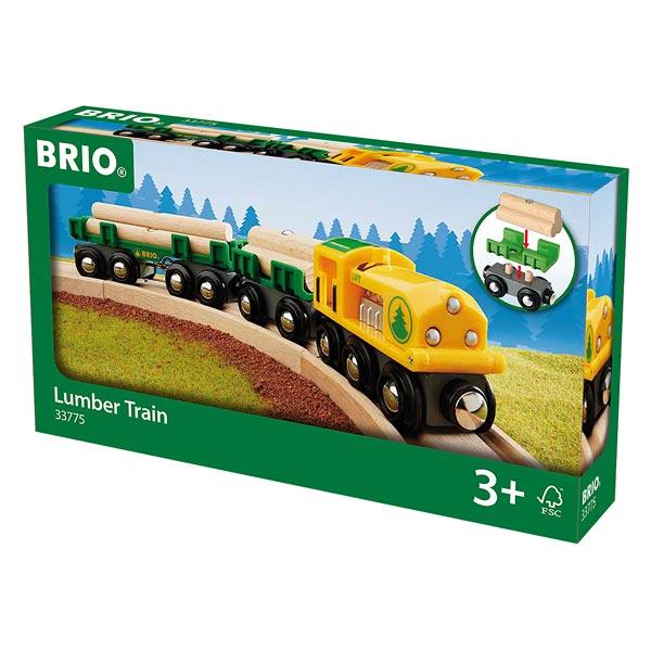 Brio 33775-Train forestier