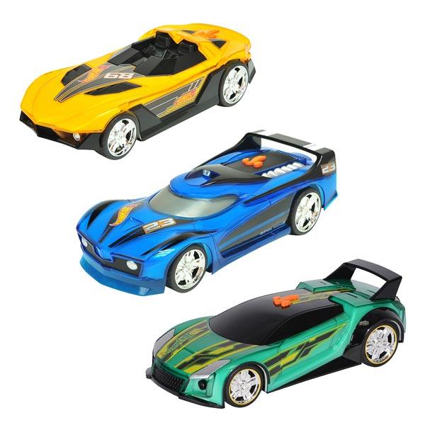 v hicule hyper racer hot wheels hot wheels king jouet. Black Bedroom Furniture Sets. Home Design Ideas