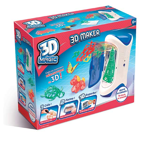 Imprimante Magic 3D Maker