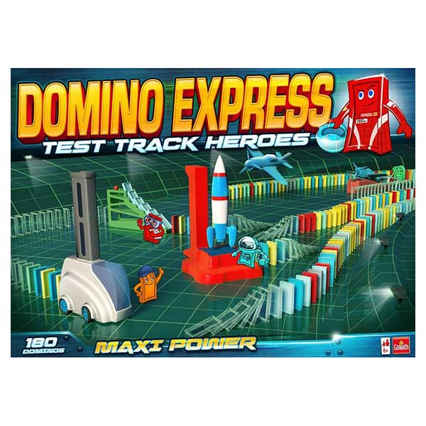 Dominos Express champion race ultra power de Goliath