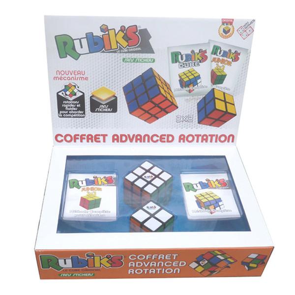 Rubik's family pack