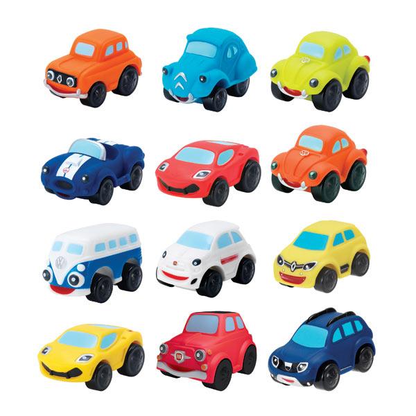 Mini véhicule à licences