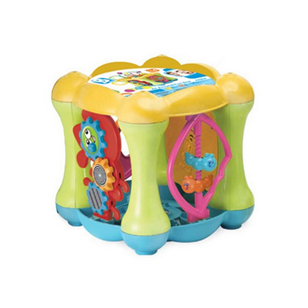 cube d 39 activit s bkids king jouet jeux d 39 veil bkids. Black Bedroom Furniture Sets. Home Design Ideas