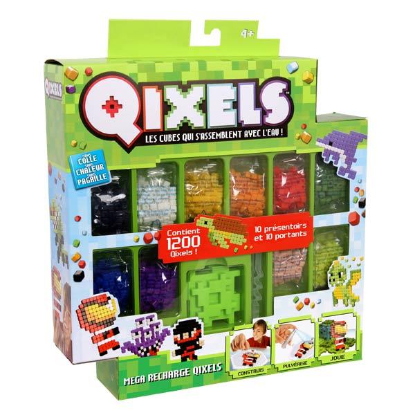 Qixels Mega Recharge