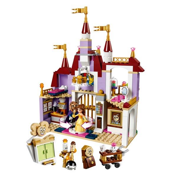 41067 le ch teau de la belle et la b te lego king jouet. Black Bedroom Furniture Sets. Home Design Ideas