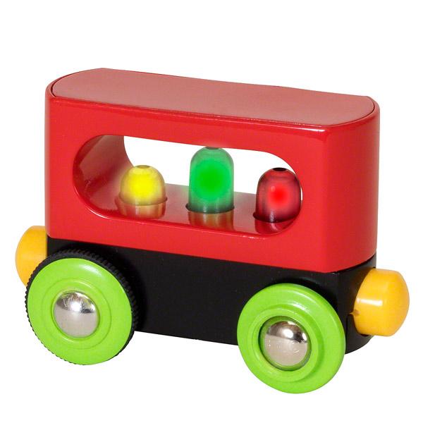 Brio-mon premier wagon lumineux