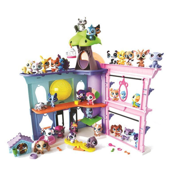 le magasin des petshop hasbro king jouet figurines et cartes collectionner hasbro jeux d. Black Bedroom Furniture Sets. Home Design Ideas