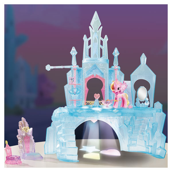 My little pony-château empire crystal