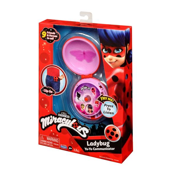 LadyBug Téléphone Magique