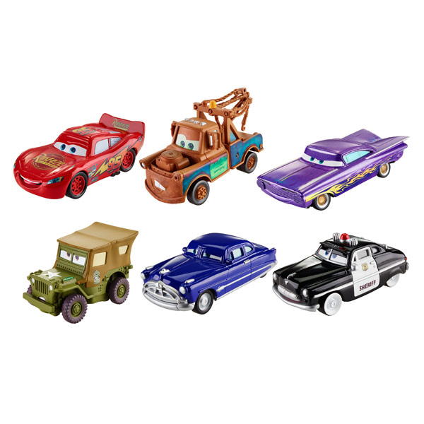 Voiture Cars échelle 1/55 ème