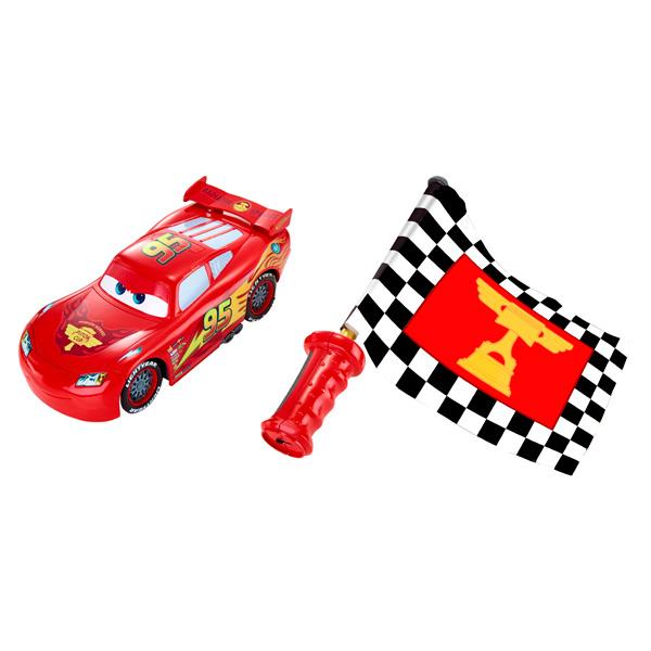 Cars drapeau mc radiocommandé de Mattel