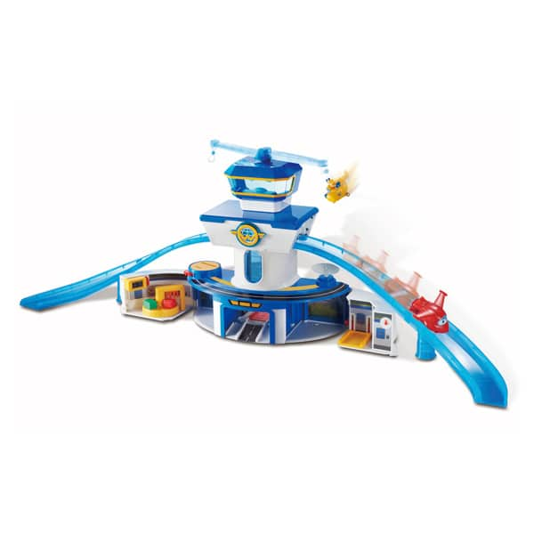 Super Wings Airport playset