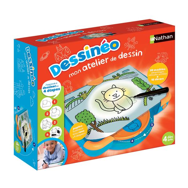 Dessineo diset king jouet dessin et peinture diset - Jeu de peinture en ligne ...