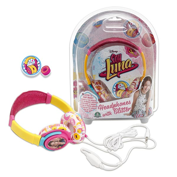 Casque Audio Soy Luna