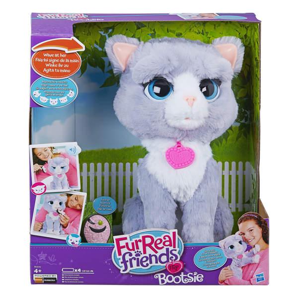 FurReal Friends Bootsie mon chat