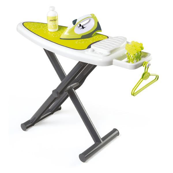 Table repasser avec fer smoby king jouet faire comme les grands smoby - Table a repasser avec fer integre ...