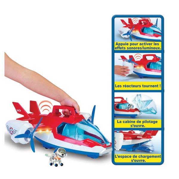 Avion air patrouilleur Pat´patrouille