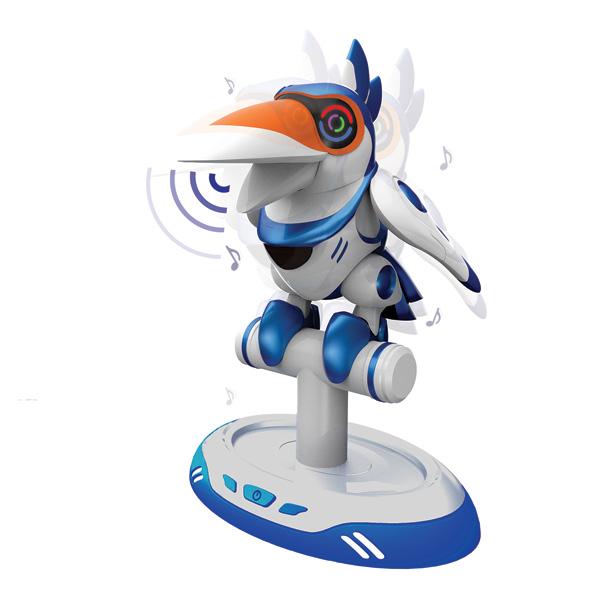 Robot Teksta toucan