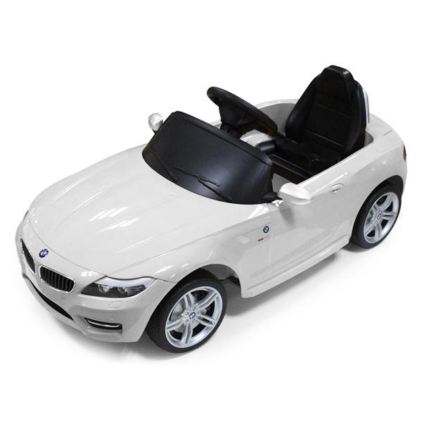 vehicule electrique bmw z4 blanche petites annonces jeux jouets. Black Bedroom Furniture Sets. Home Design Ideas