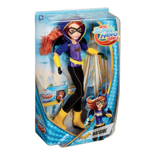 dc super hero girl poup u00e9e batgirl mattel   king jouet  poup u00e9es mannequin mattel