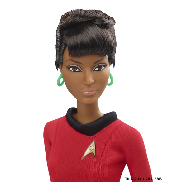 Barbie Star Trek uhura