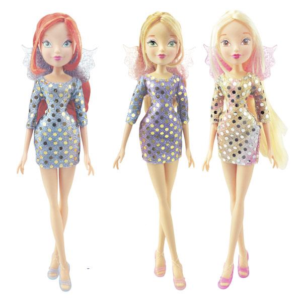 Winx Fairy Shine - assortiment