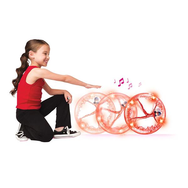 Ladybug roue lumineuse et musicale de Bandai
