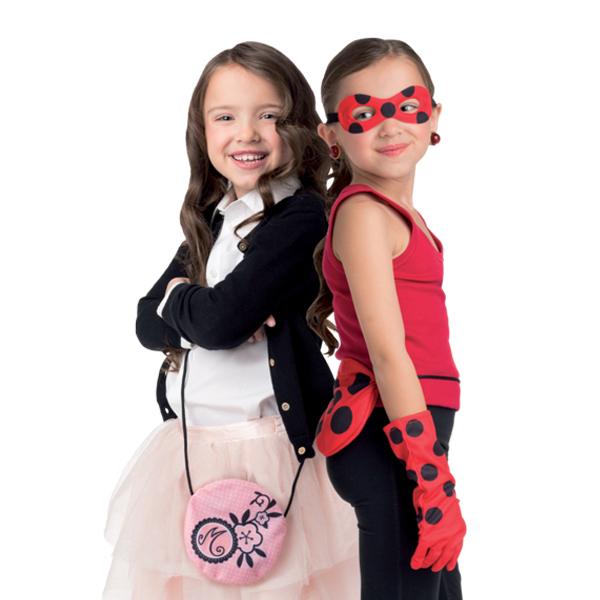 Ensemble Ladybug deviens Marinette