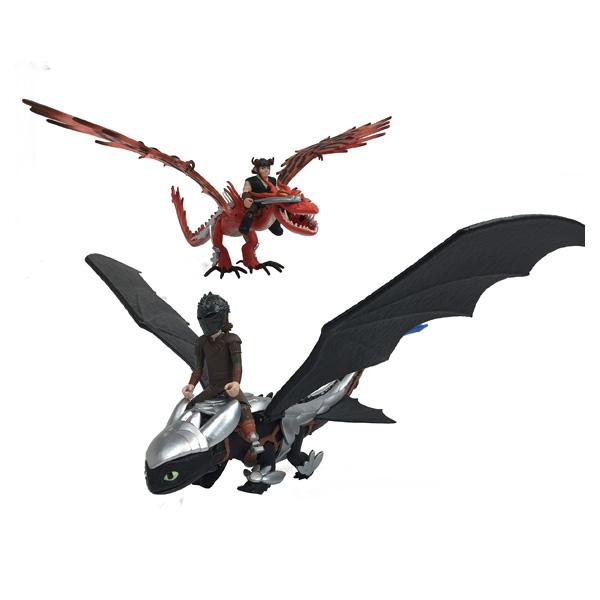 Figurines avec armure dragon