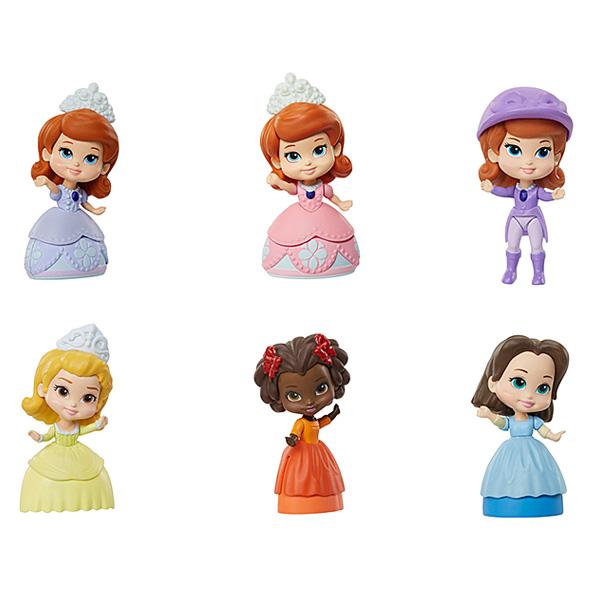 Figurine princesse Sofia 9 cm
