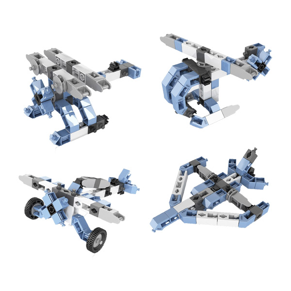 Inventor - 4 modeles d