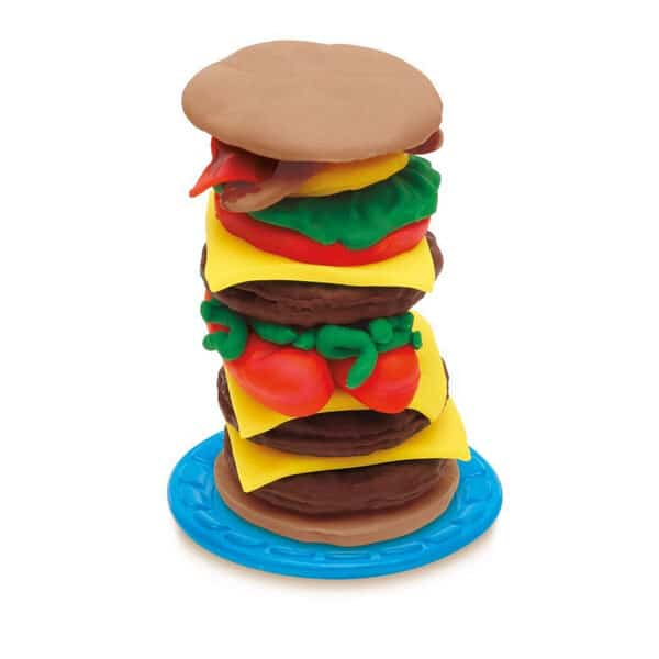 Pâte à modeler - Burger Party Play-Doh Kitchen
