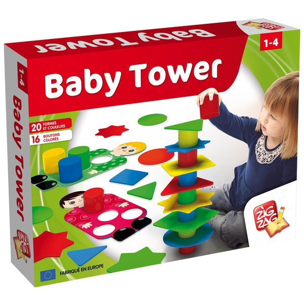 Carotina baby tower