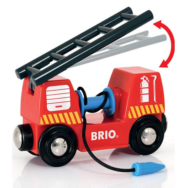 Brio 33815-Circuit action pompier