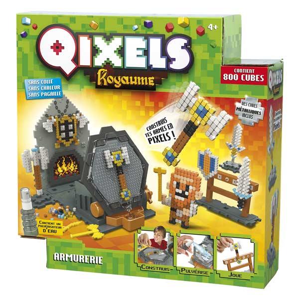Qixels l
