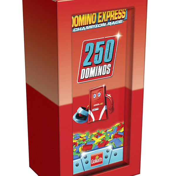 Domino express ex champion race recharge