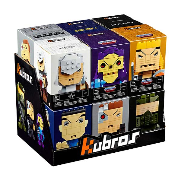 Kubros Mega Bloks Héros à construire