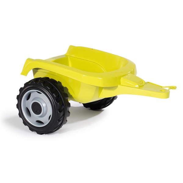 Tracteur Farmer XL Claas + Remorque