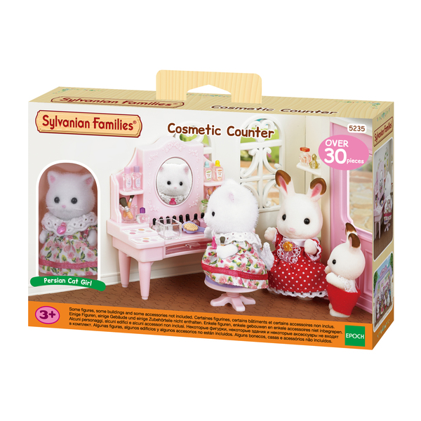 Sylvanian-table de maquillage