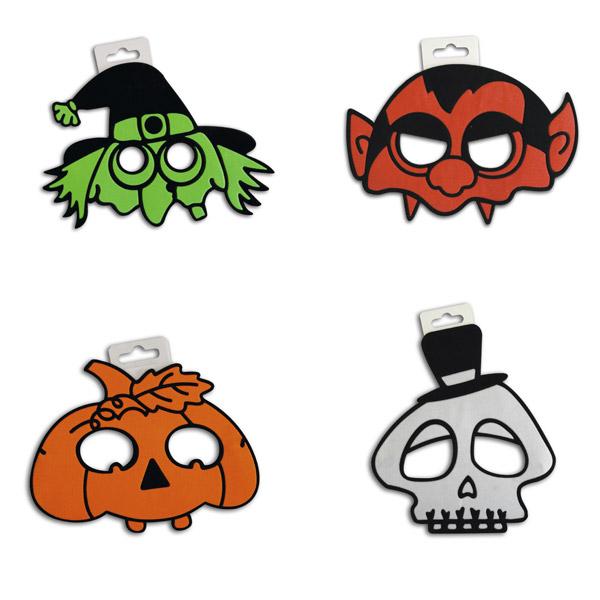 Halloween masque maskoweenies