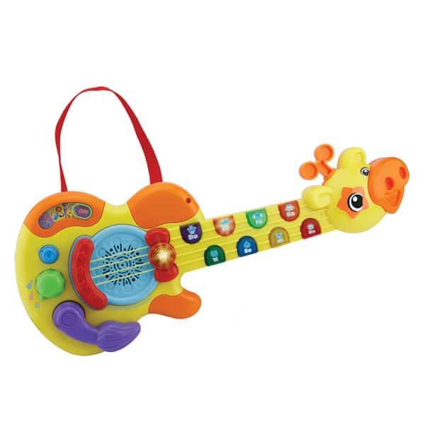 Jungle Rock guitare girafe