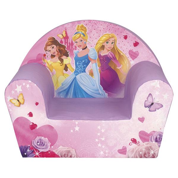 Fauteuil club disney princesses rose fun house king jouet d coration de la chambre fun house - Fauteuil club minnie de disney ...