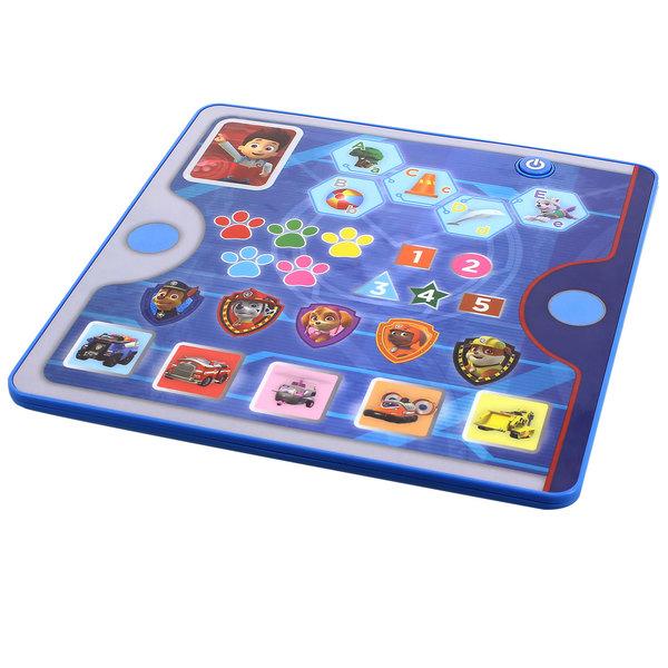 ma tablette pat 39 patrouille taldec king jouet tablettes. Black Bedroom Furniture Sets. Home Design Ideas