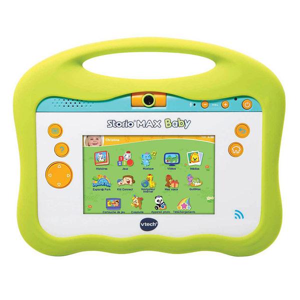 tablette storio max 5 baby tut tut aventures vtech king jouet tablettes accessoires vtech. Black Bedroom Furniture Sets. Home Design Ideas