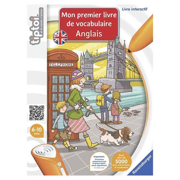 Tiptoi 1er livre anglais