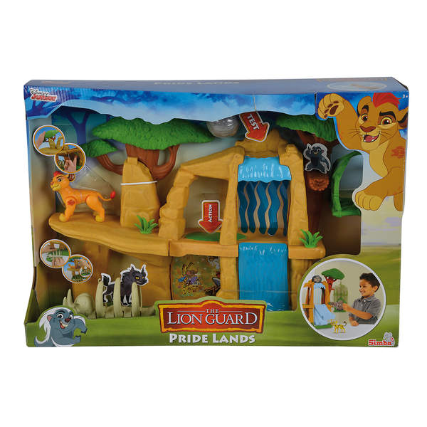 playset terre sacr la garde du roi lion simba figurine simba dickie king jouet figurines. Black Bedroom Furniture Sets. Home Design Ideas