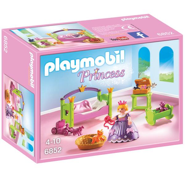 6852 chambre de princesse playmobil princess playmobil king jouet playmobil playmobil - Chambre princesse playmobil ...